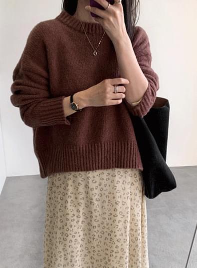슬리크 knit (*3color)
