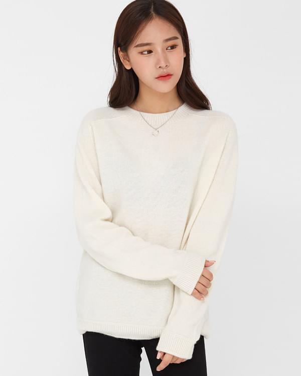 vivo round wool knit