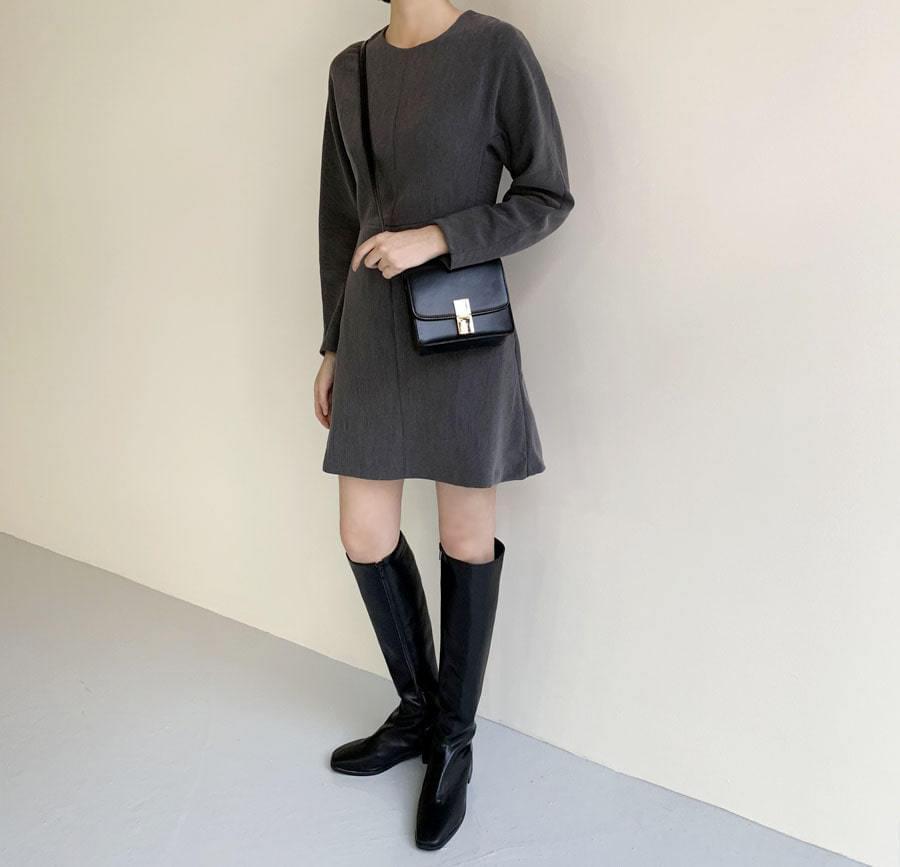 Meridian mini dress