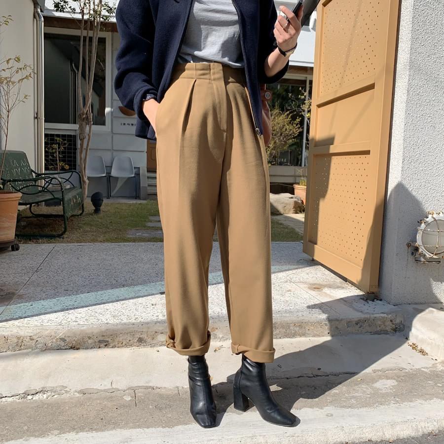 Winter zip slacks