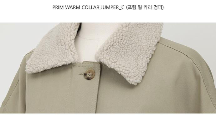 Prim warm collar jumper_C