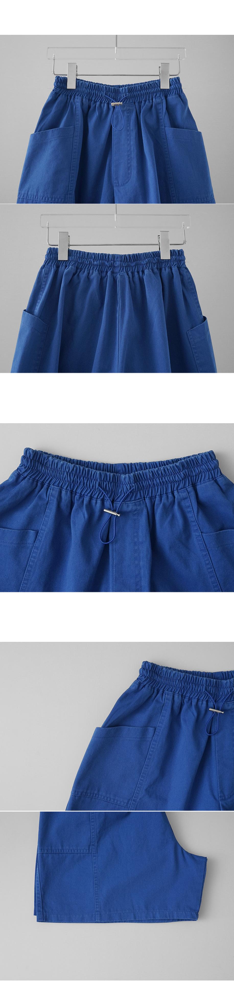 washing cotton shorts
