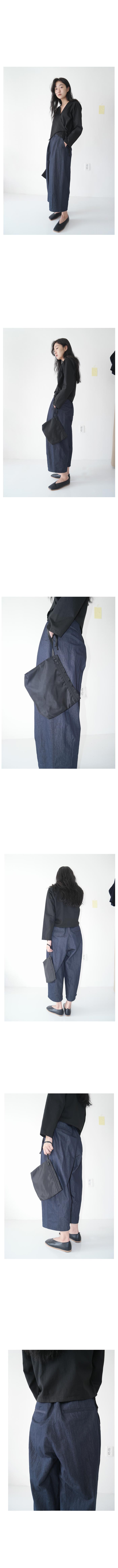 tidy washing cotton set - pants
