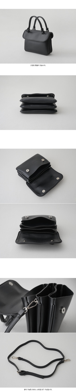accordion classic shoulder bag