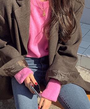 韓國空運 - Ale mohair knit 針織衫