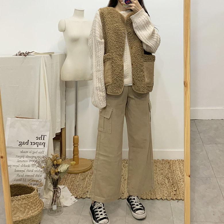 Best fleece pockets