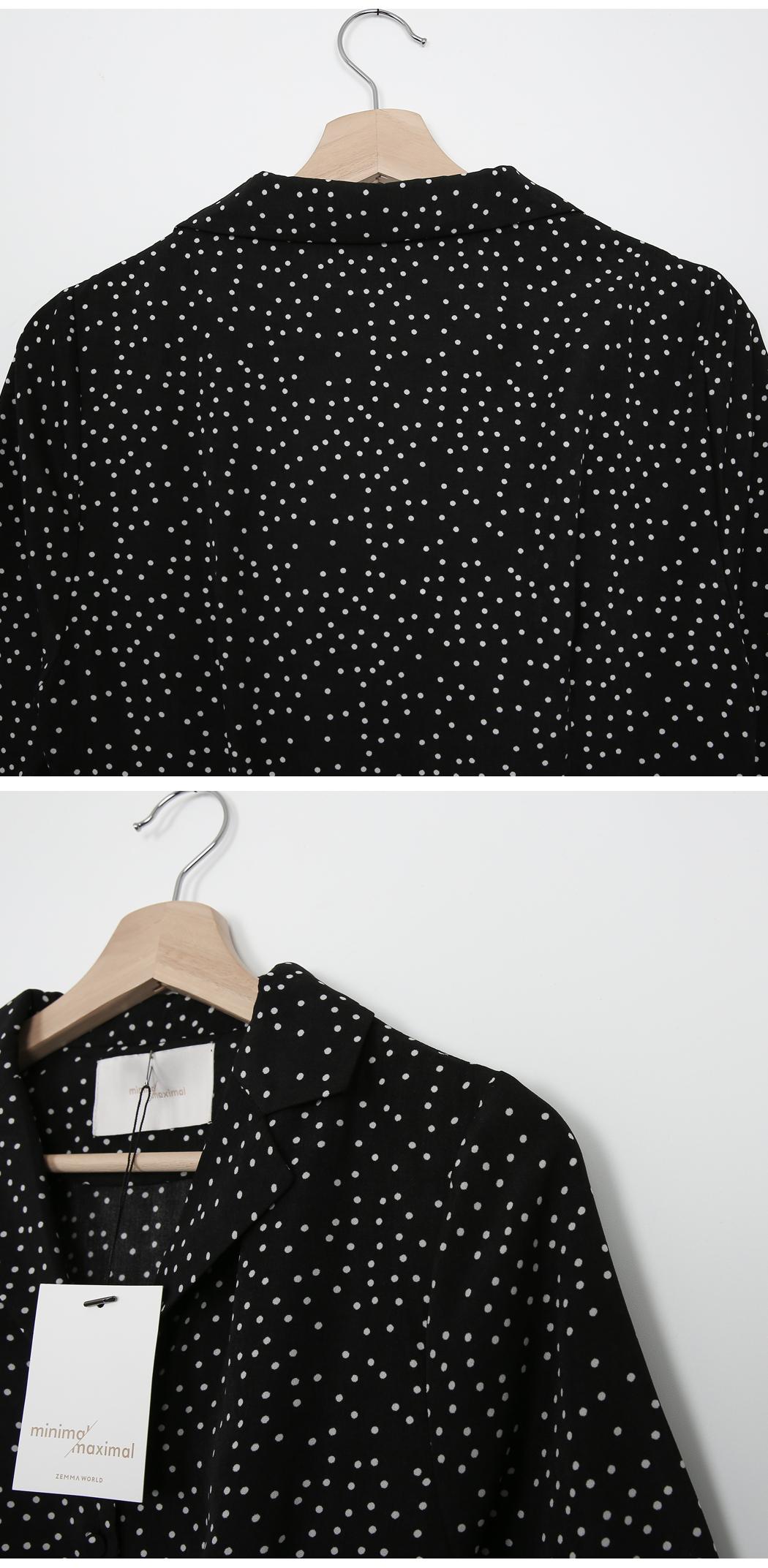 MMMM / Vintage Zandodot Long Dress