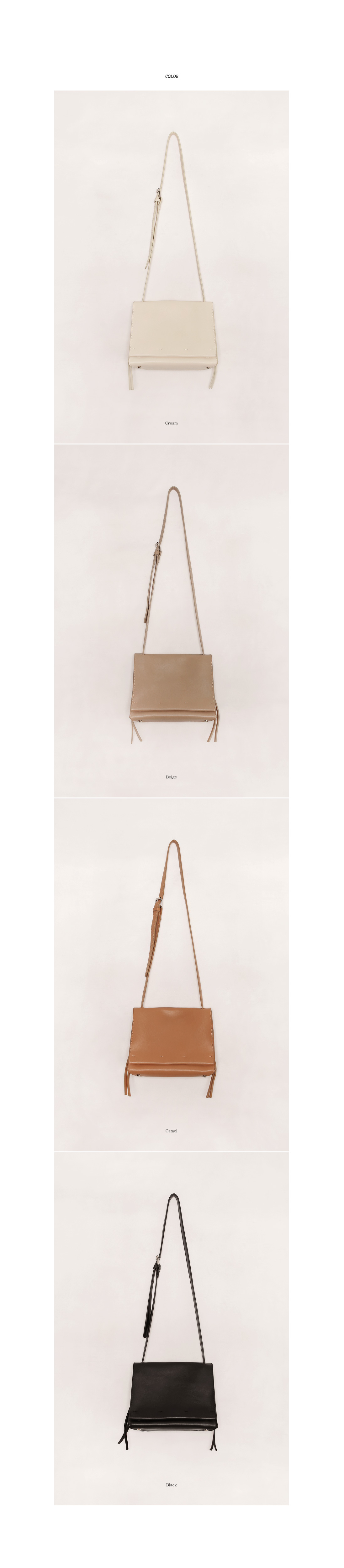 MOORE SQUARE LEATHER BAG
