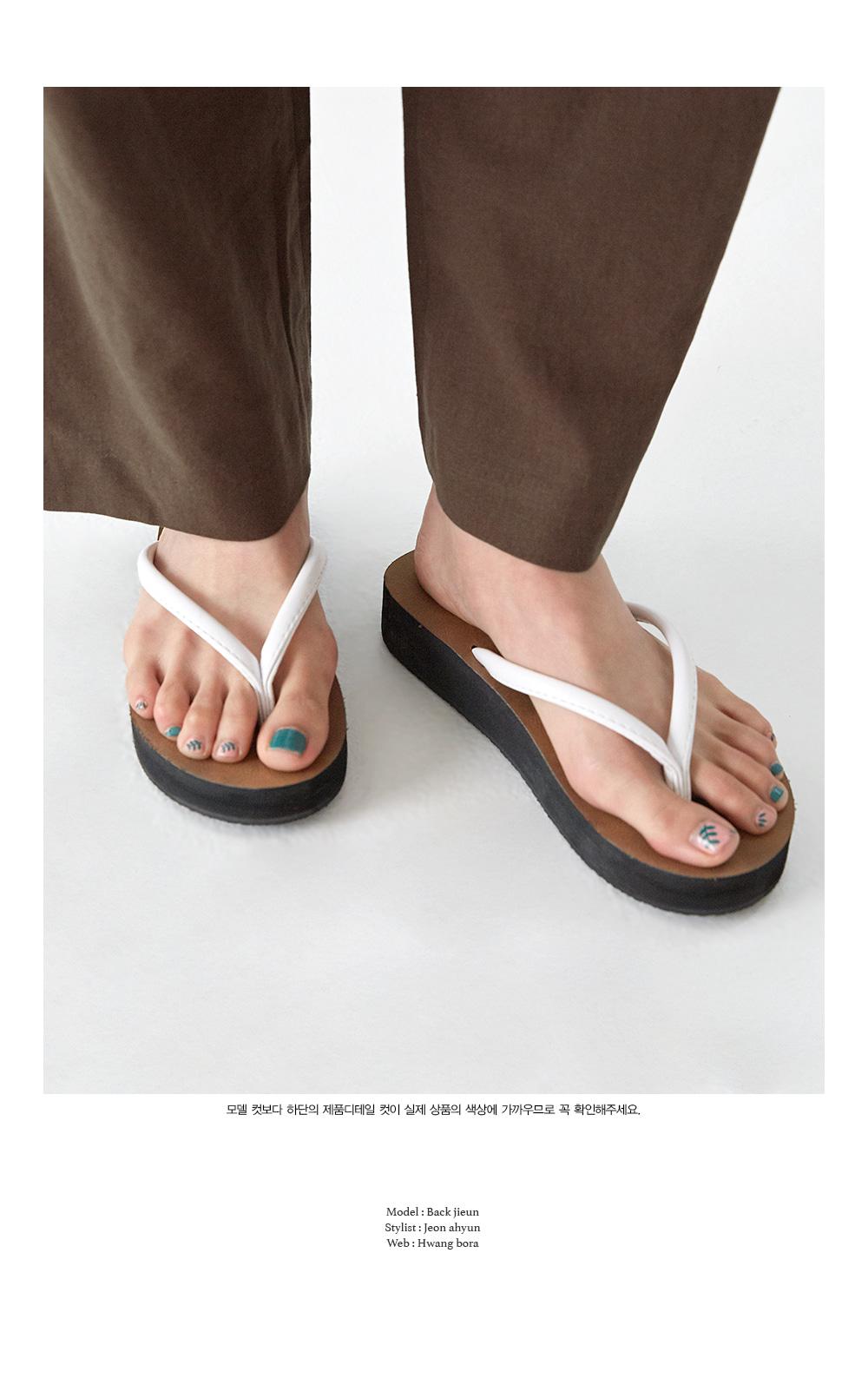 daily platform flip flop (230-250)