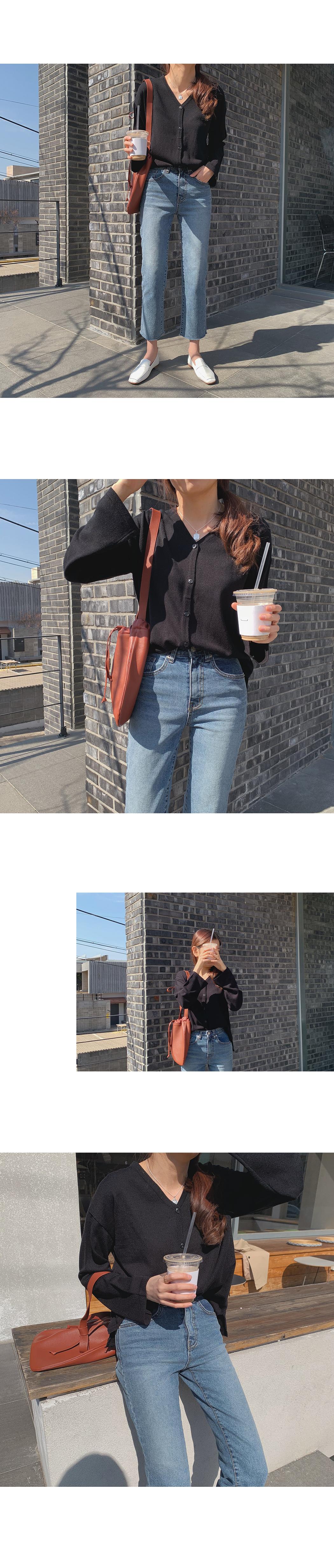 Spring Basic Cardigan