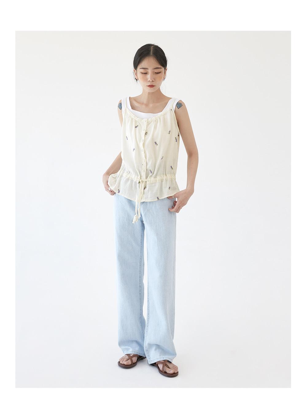 basic keep denim pants (s, m, l)