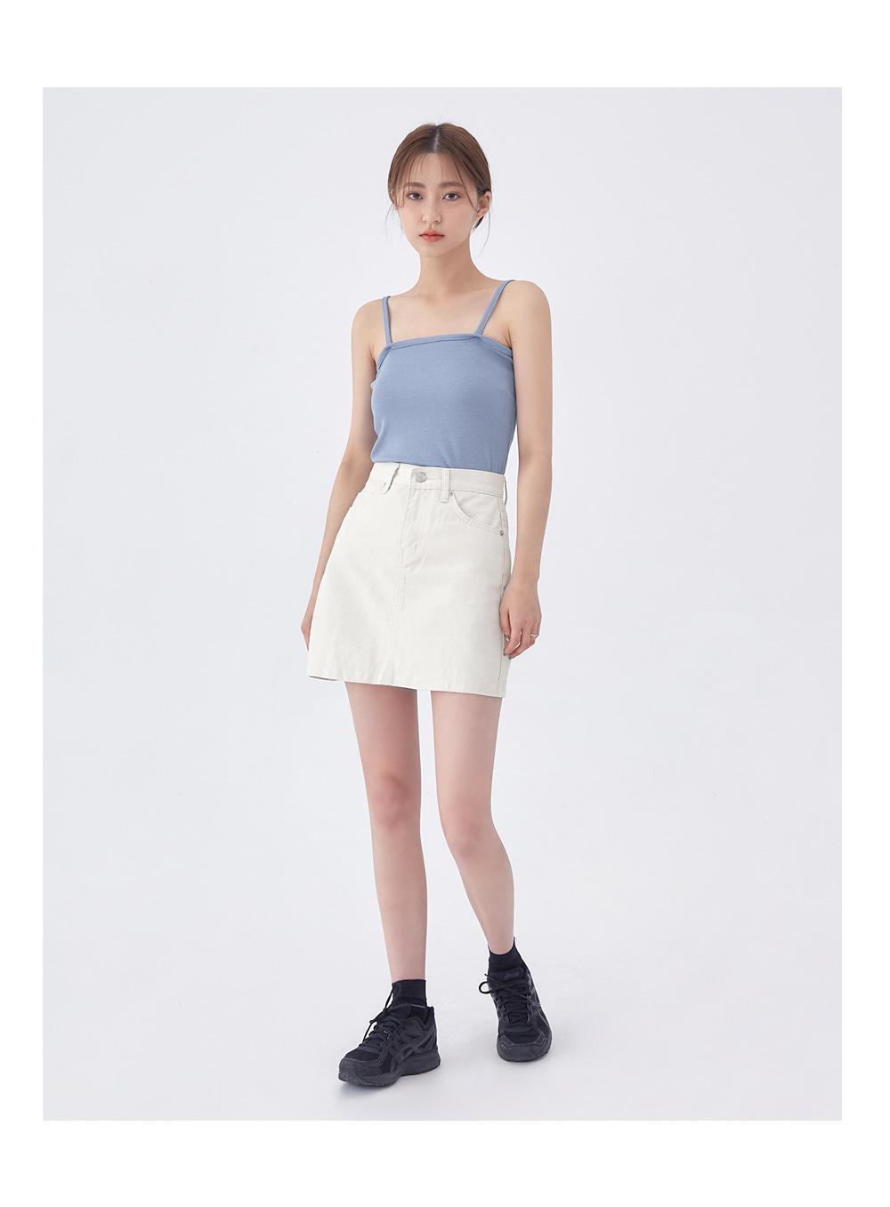 cotton little mini skirt (s, m, l)