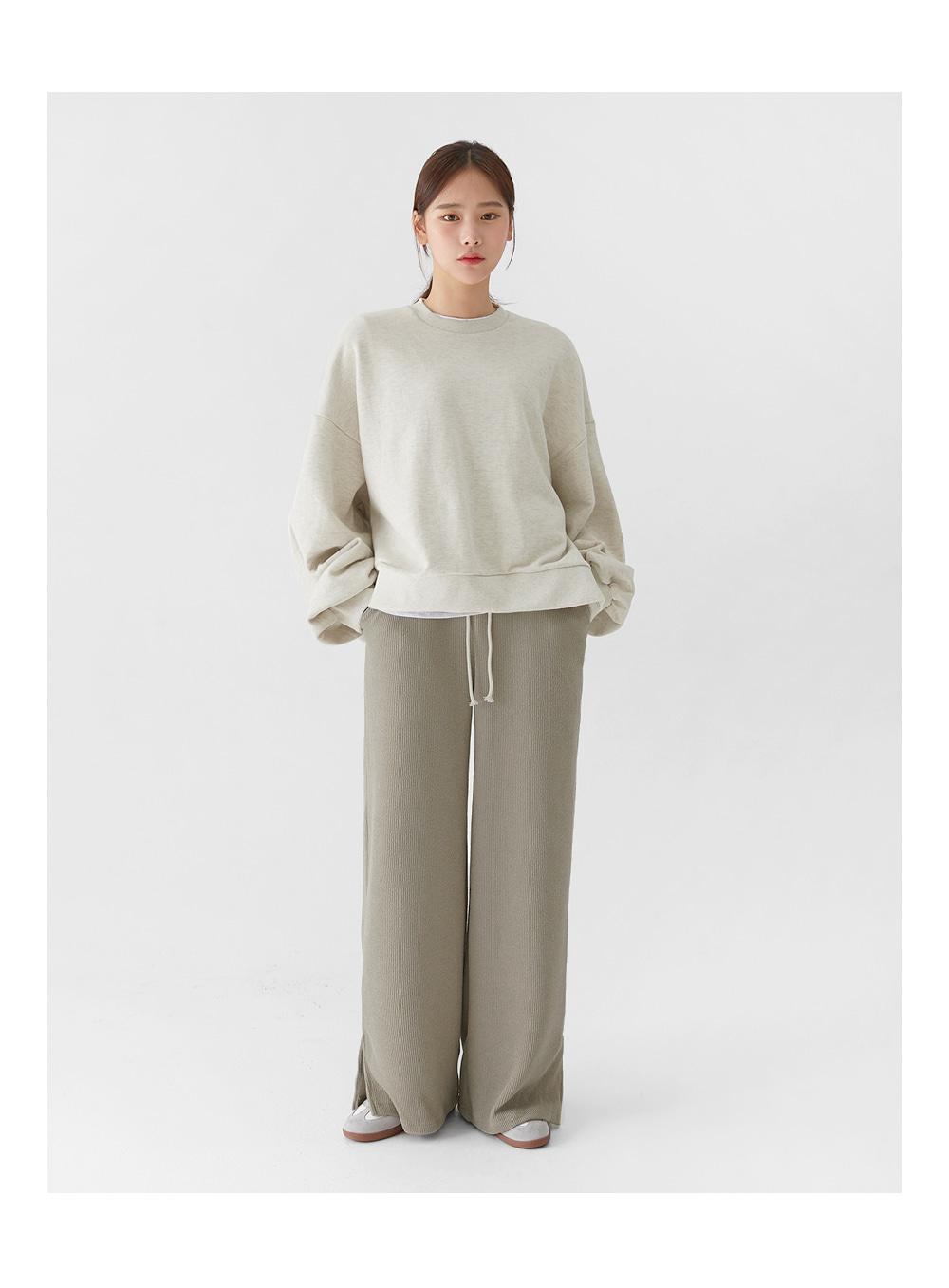 a cozy golgi pants