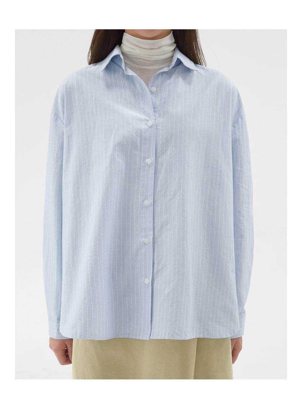 a della stripe shirts