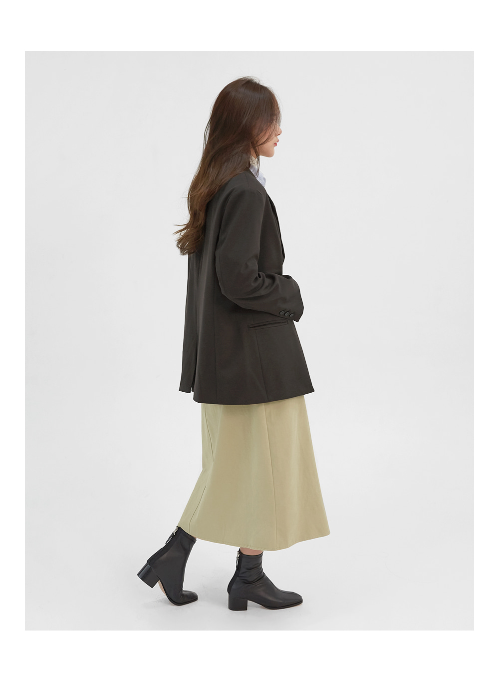a belle pocket jacket