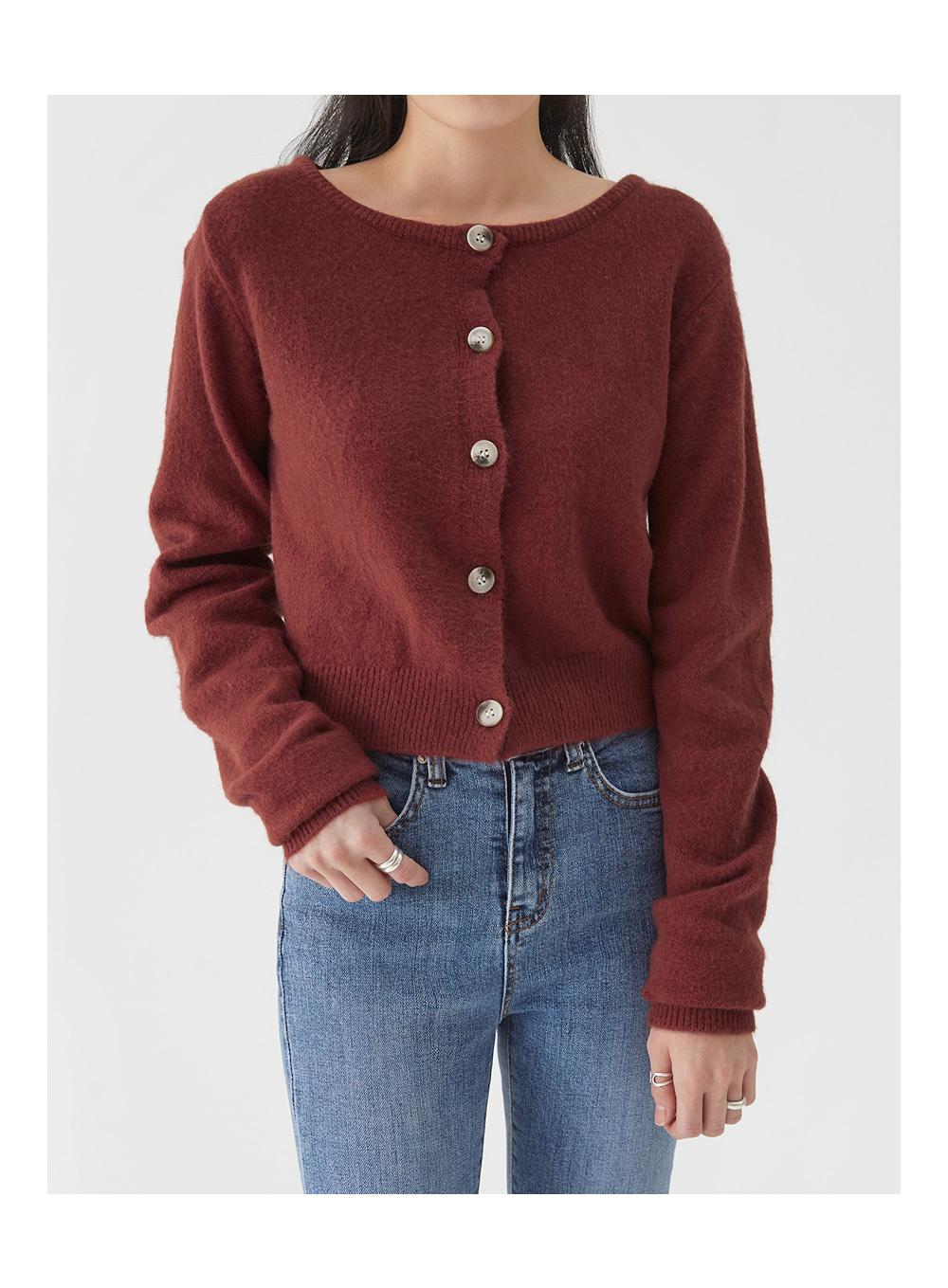 dally girl crop cardigan