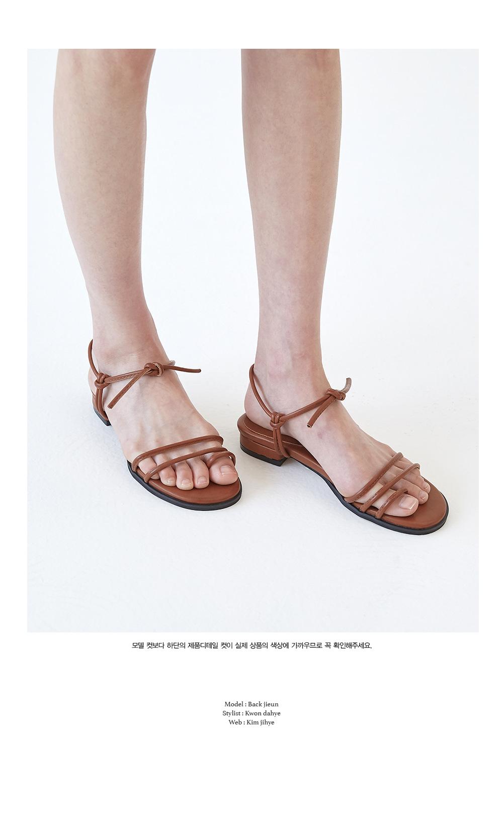 string flip flop sandal