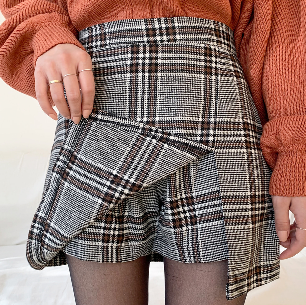 Mild denim pants