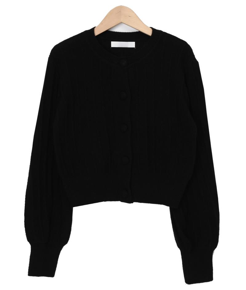 Mystic wool cardigan_C (size : free)