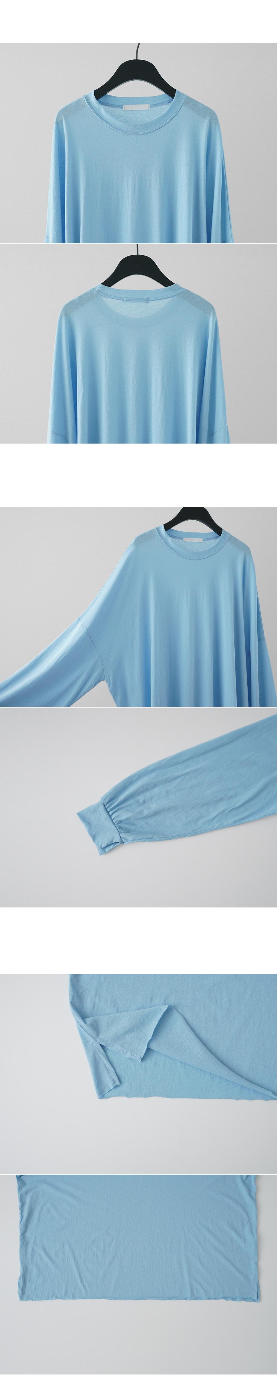 soft texture daily T-shirt