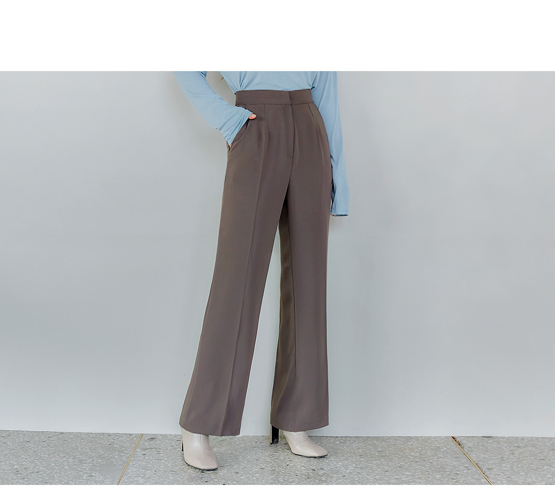 CLARK BOOTS CUT SLACKS