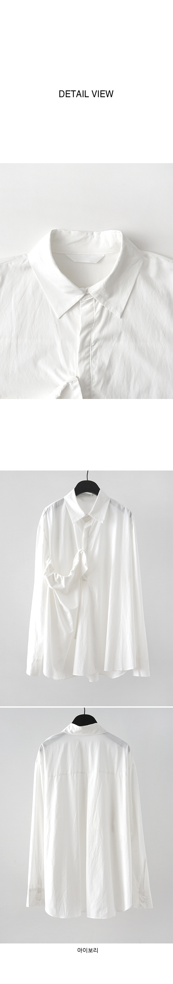 flared pocket shirt