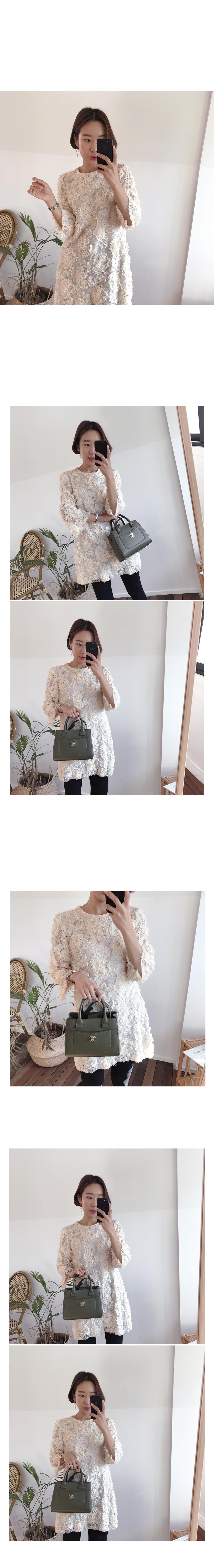 Dolce-lace dress