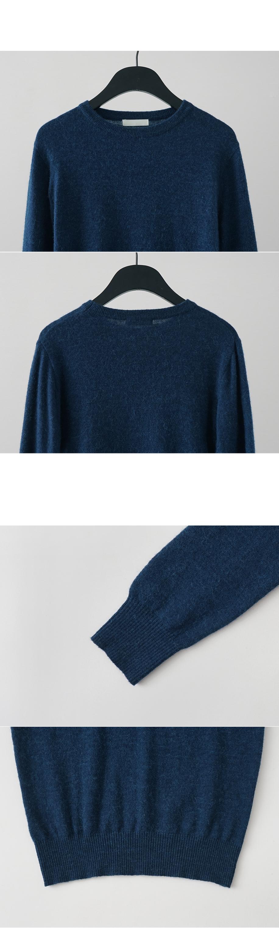 cozy ambience alpaca knit