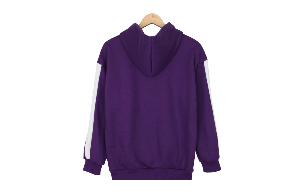 Promother color hooded