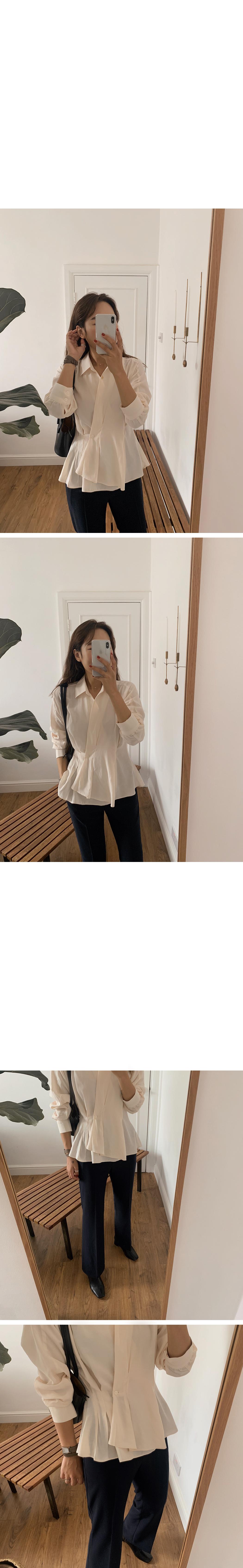 Fail rap blouse