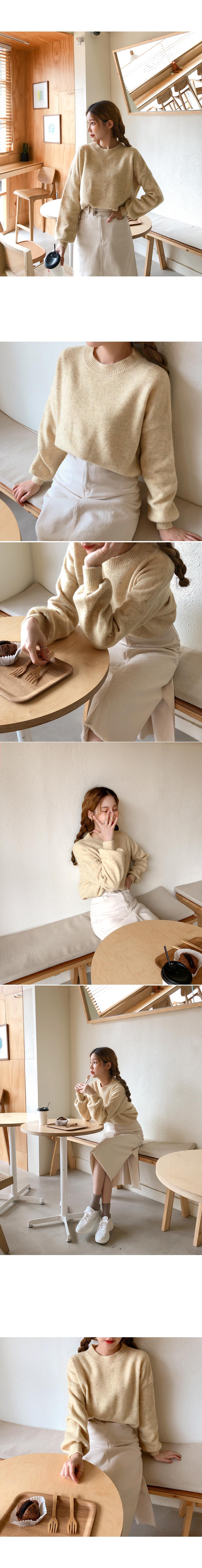 Side trim natural skirt