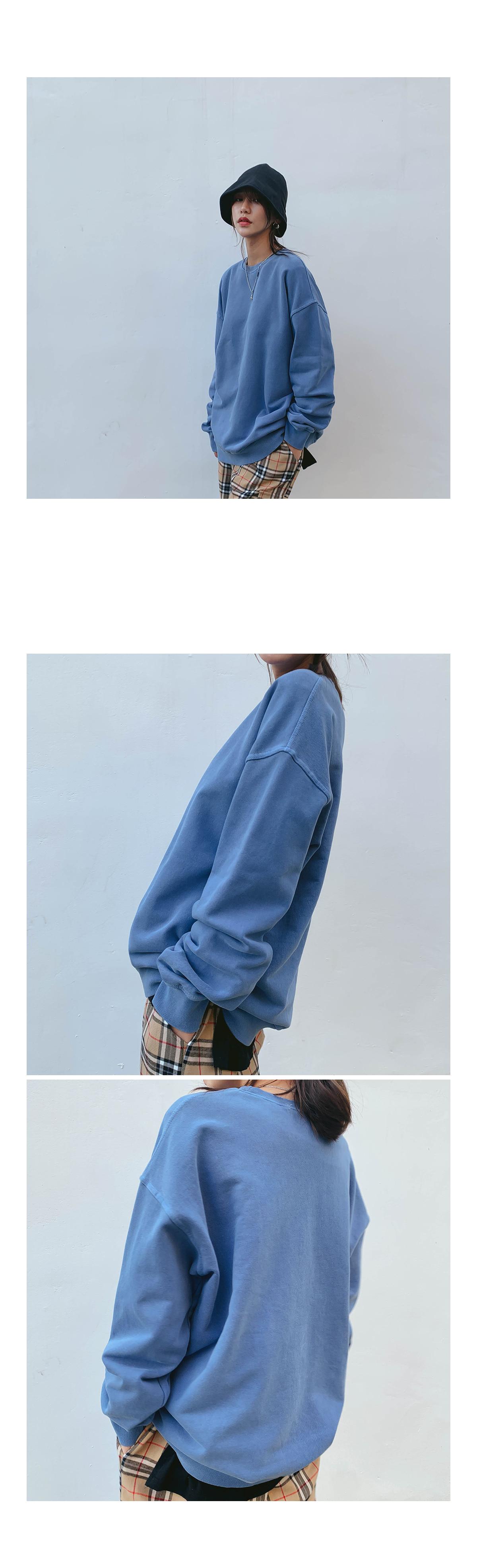 Pure Pigment sweat shirt