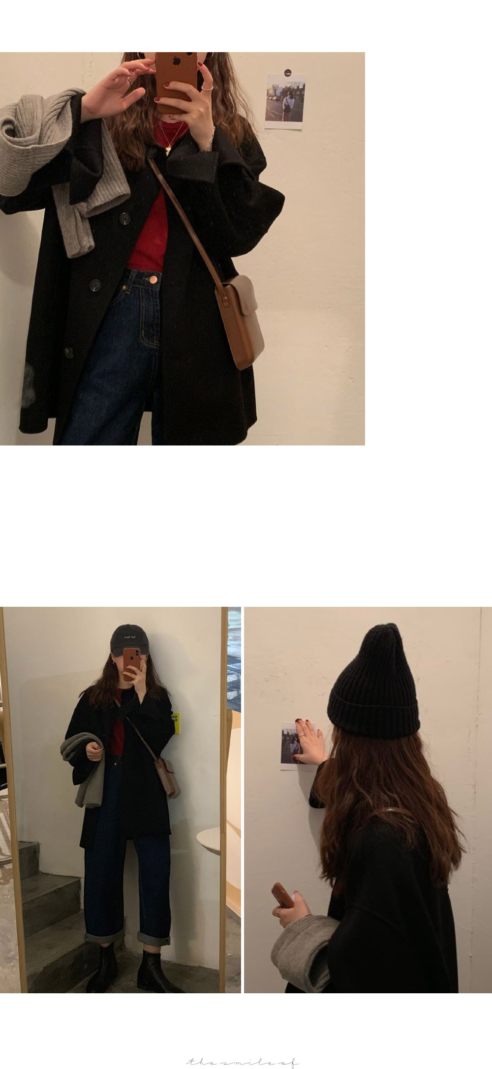 Blackby Half Coat