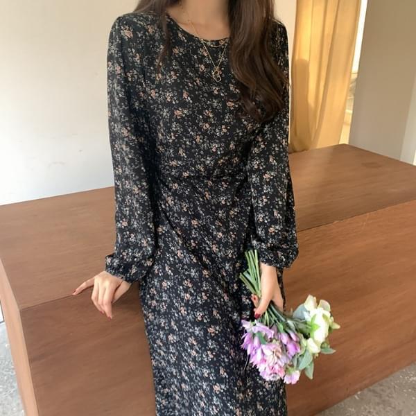 Sainte Flower Dress