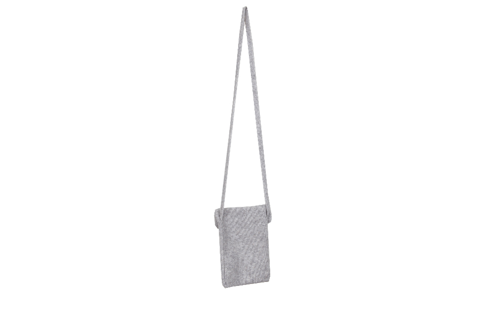 Cute knit mini bag