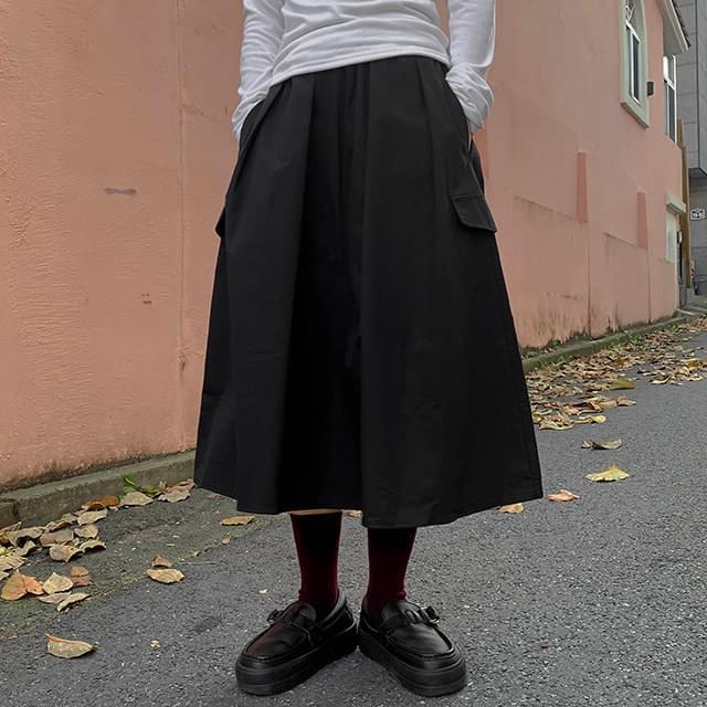 Flare Stella Cargo Skirt