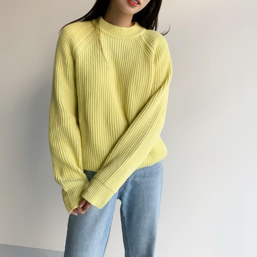 Color Pop Knit