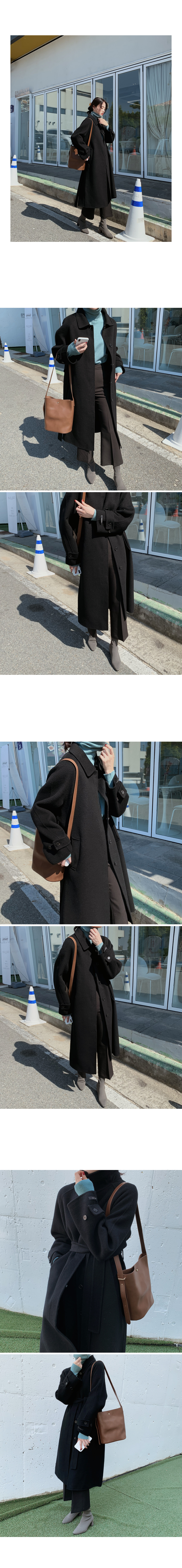 Tenor simple shoulder bag