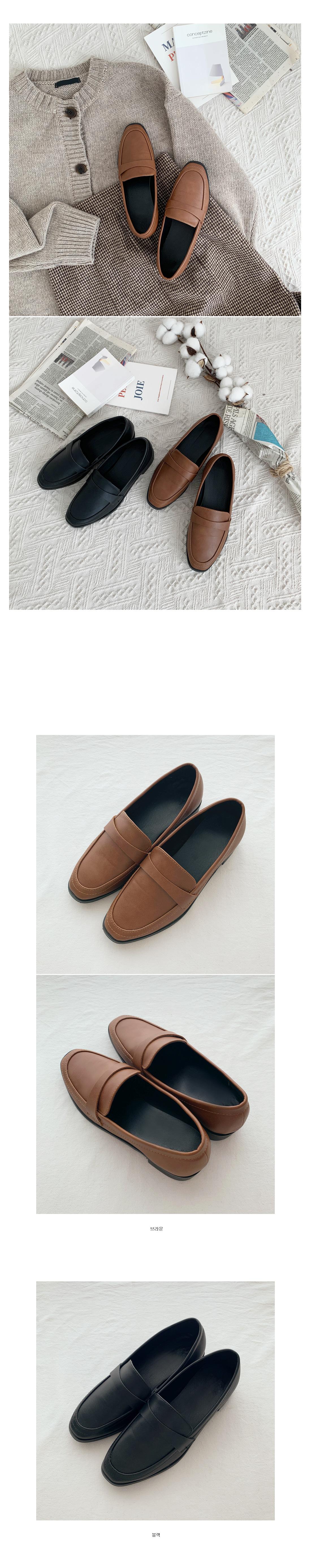 Nero Classic Loafers