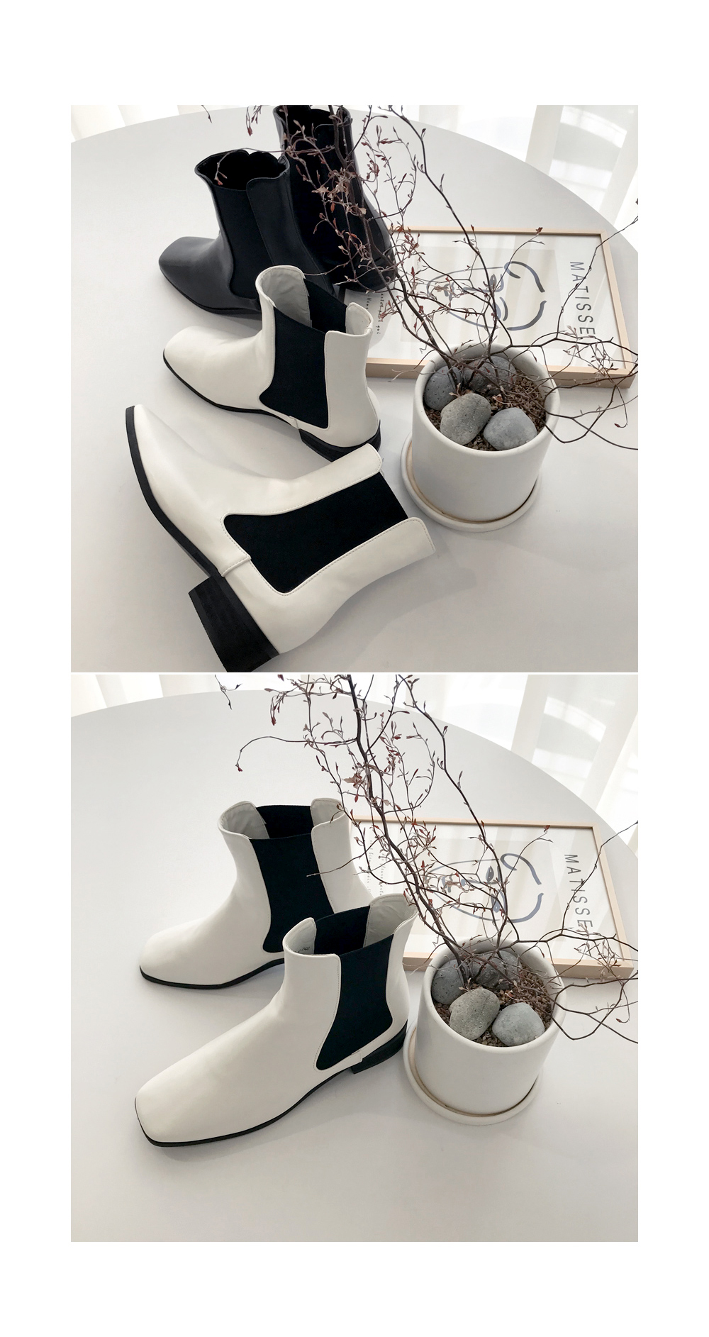 Temp shoes white 245