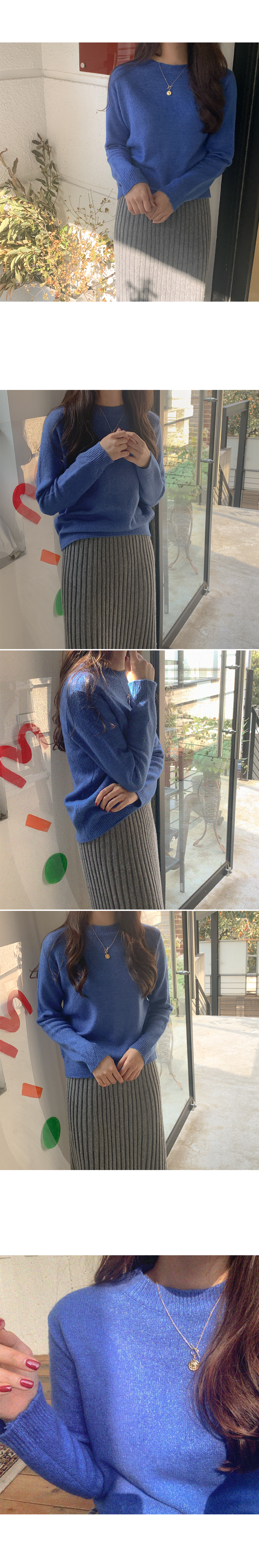 Ruai round knit