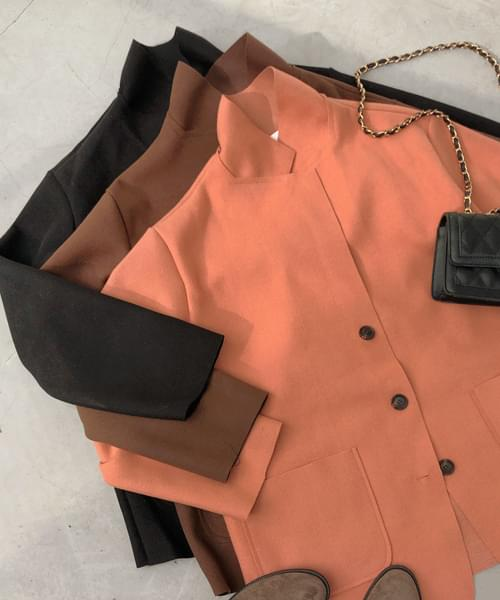 Boxy Daily Cara Jacket