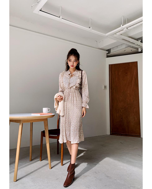 Ribbon Tree Dress