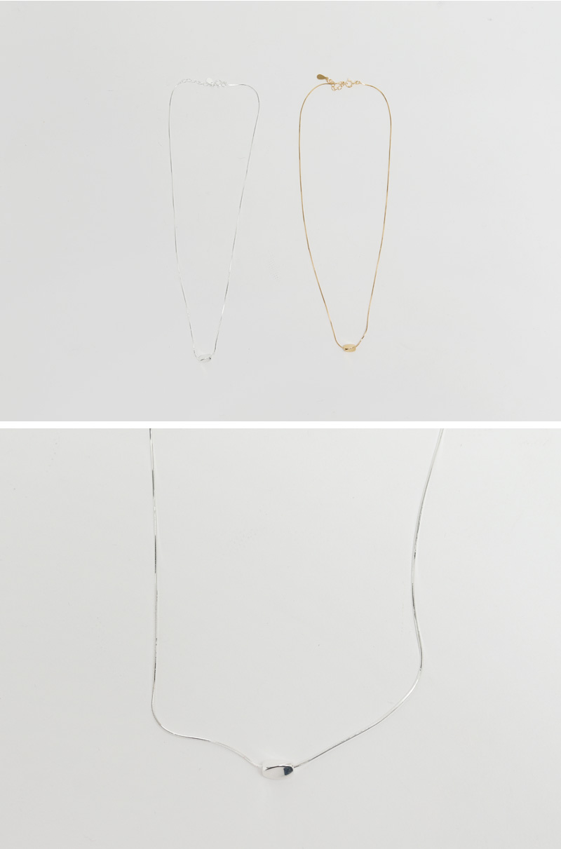 Chip mini necklace_C