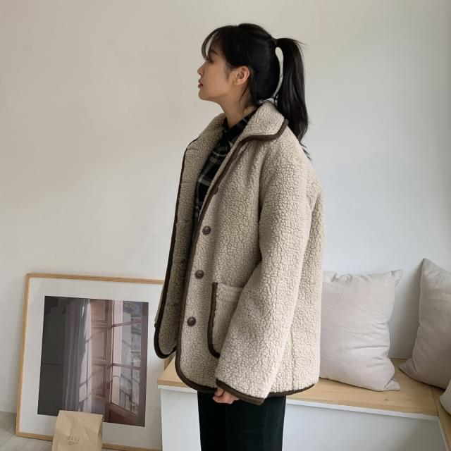 Bias Quilted Jacket