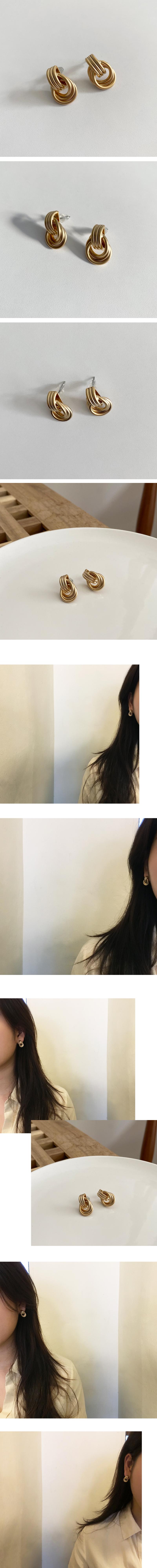 natte earring
