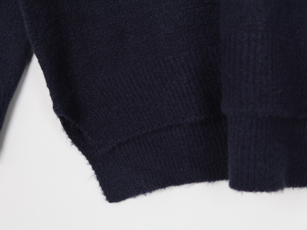 Balanced Lettering Knit