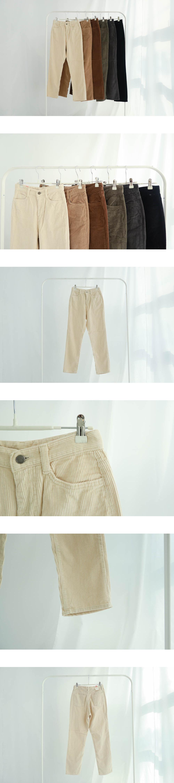8851 goldenden basic pants
