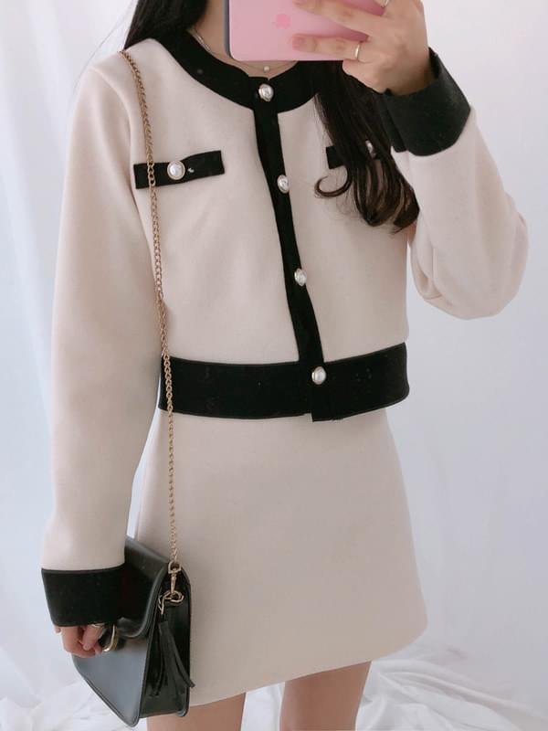 Coco Pearl Jacket