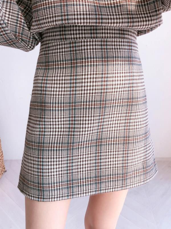 Handel mini skirt